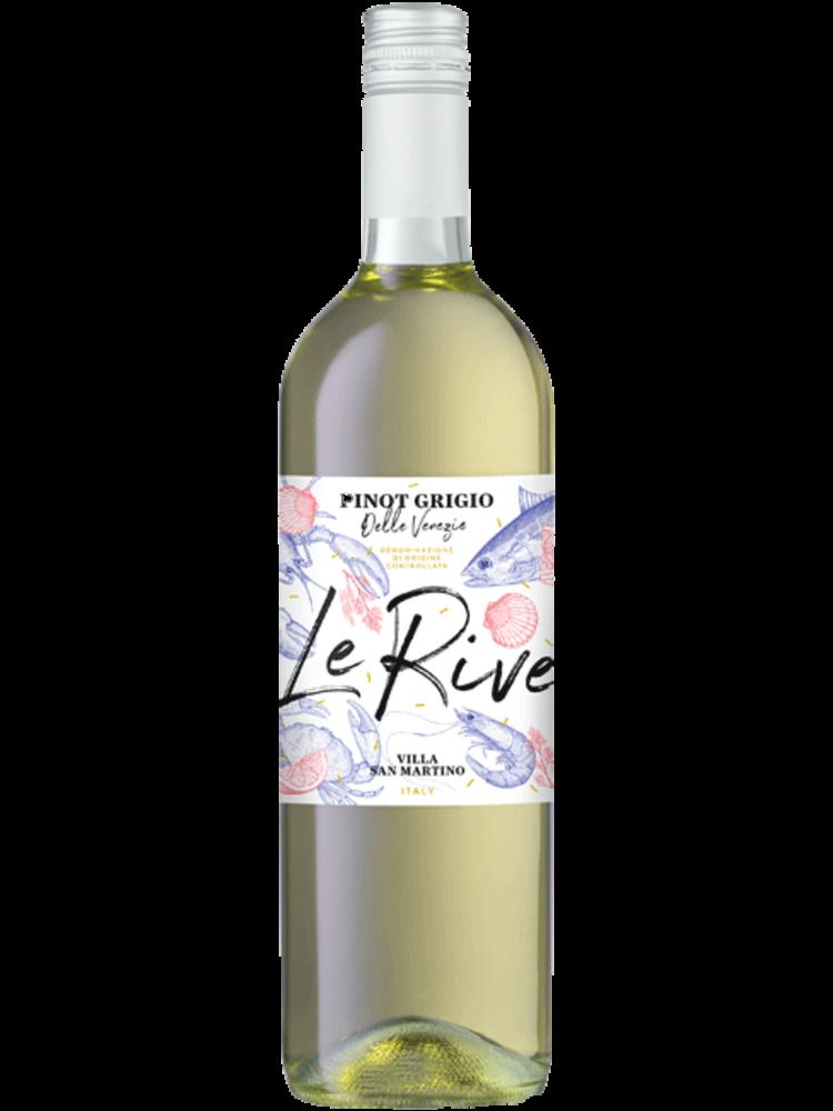"""2019 Villa San Martino """"Le Rive"""" Pinot Grigio"""