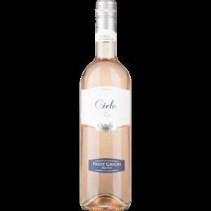 2019 Cielo Pinot Grigio Rosé Blush