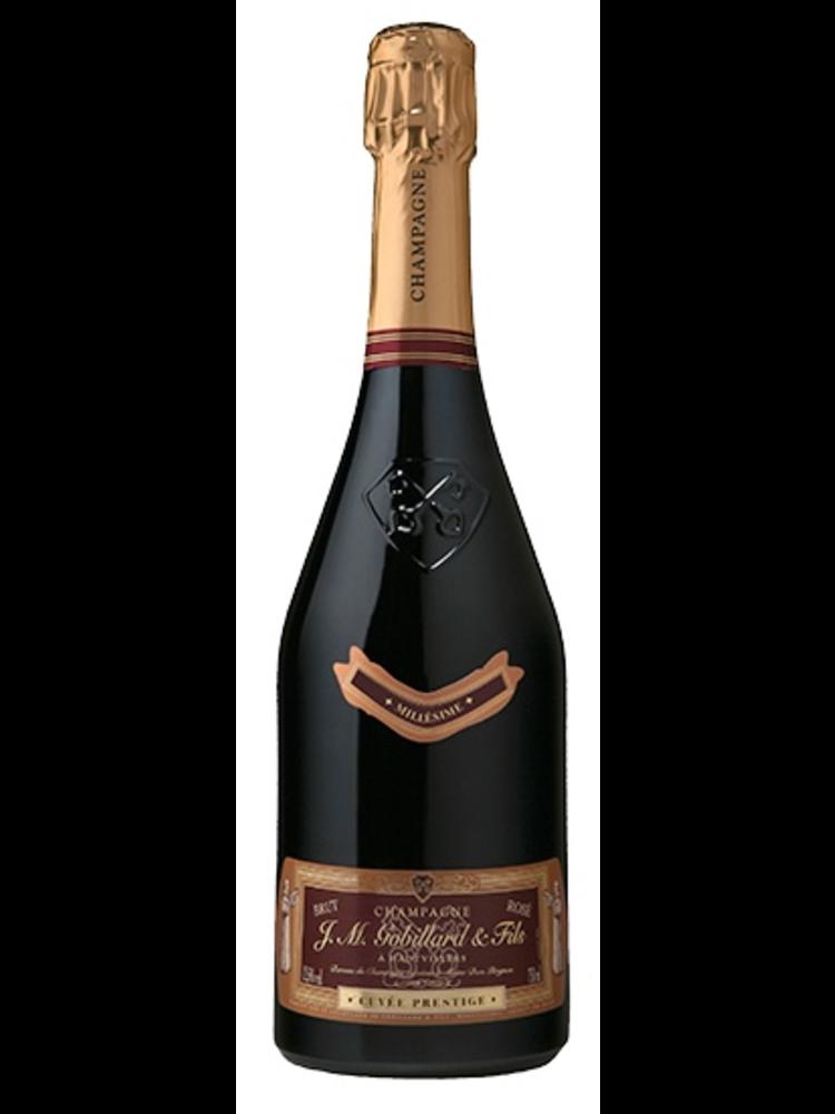 J.M. Gobillard et Fils 2014 J.M. Gobillard & Fils Cuvée Prestige Millésimé Brut Rosé Champagne