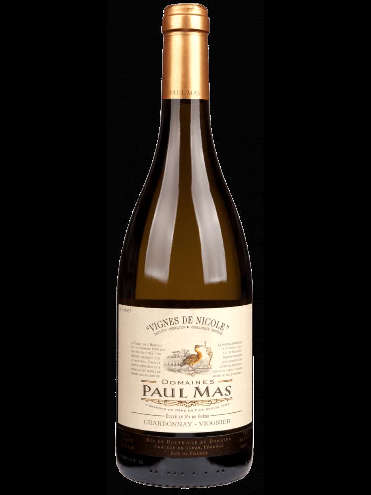 Paul Mas 2019 Paul Mas Vignes de Nicole Chardonnay - Viognier