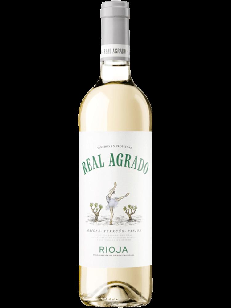 2019 Real Agrado Rioja Blanco