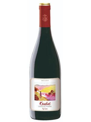 Domaine Lavau 2019 KOUDIAT Côtes-du-Rhône