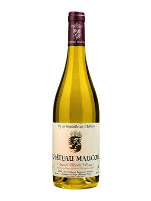 Domaine Lavau 2019 Chateau Maucoil Côtes du Rhône villages blanc