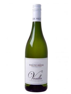 2019 Weltevrede Vanilla Chardonnay
