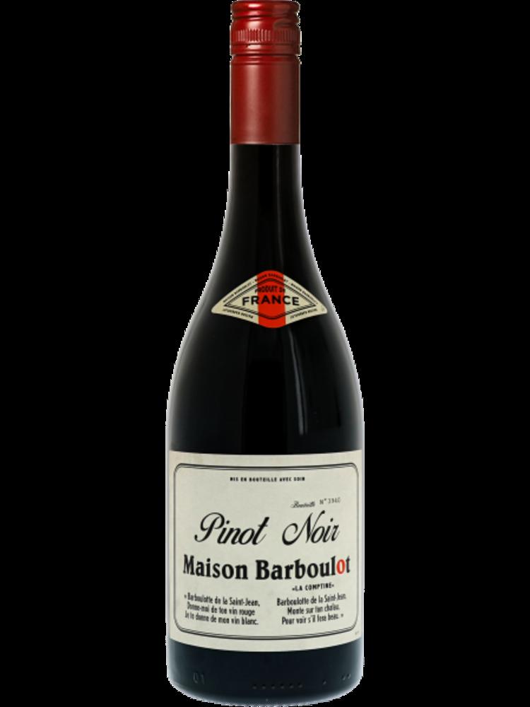 2019 Maison Barboulot Pinot Noir