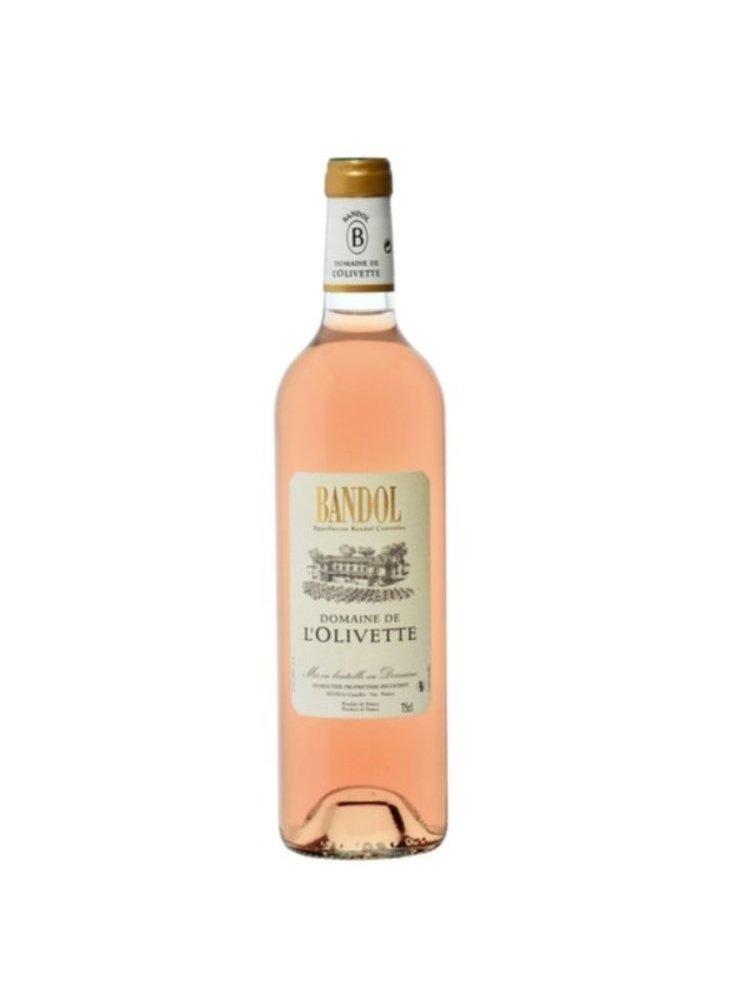 2020 Domaine de l'Olivette Bandol Rosé