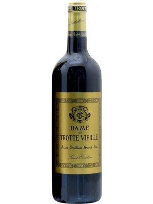 2016 Château Trotte Vieille La Vieille Dame De Trotte Vieille Saint-Émilion Grand Cru