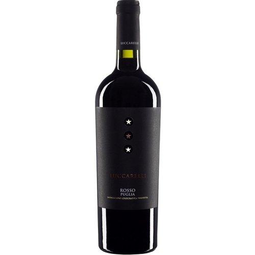Farnese Vini 2018 Luccarelli Rosso Puglia
