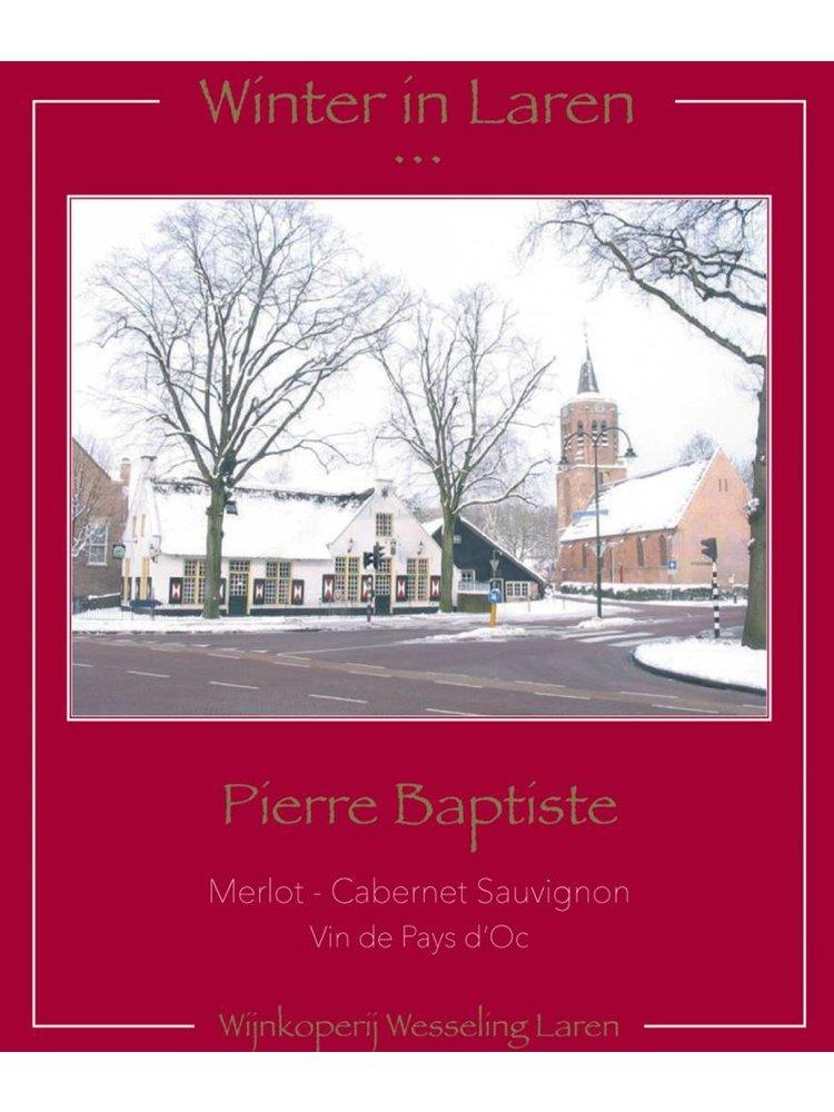 2015 Winter in Laren Rouge, Merlot - Cabernet Sauvignon