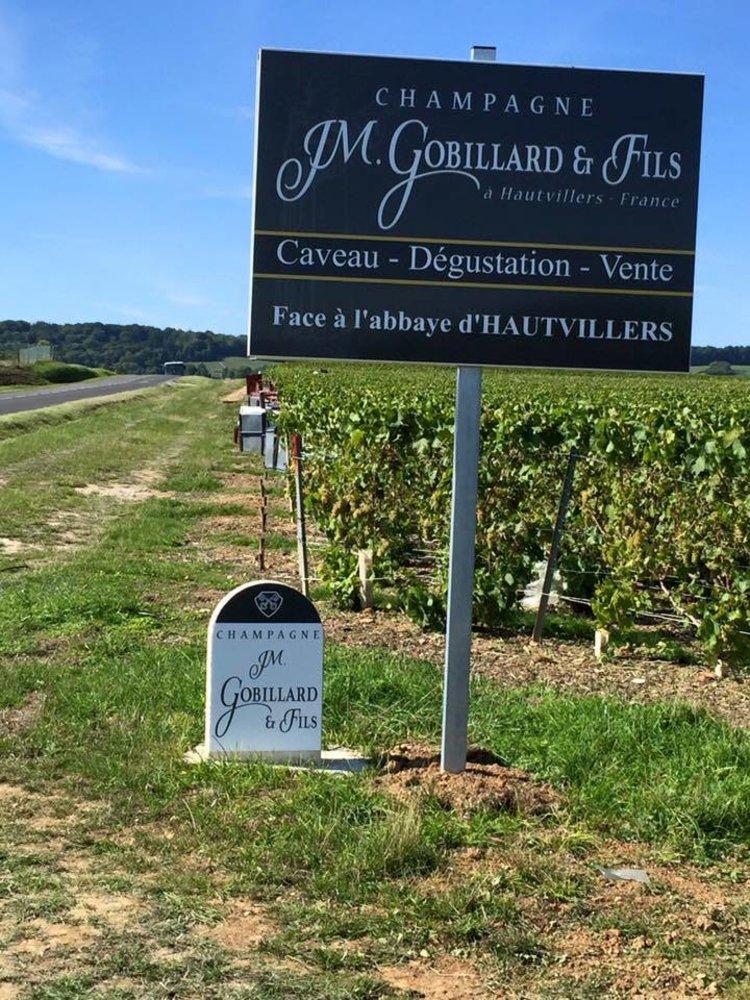 J.M. Gobillard et Fils Champagne Brut Premier Cru, J.M. Gobillard et Fils
