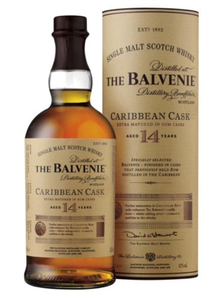 Balvenie Caribean Cask 70CL