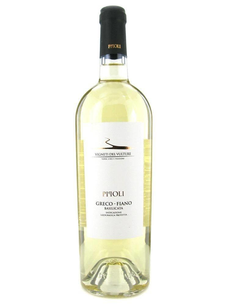 Farnese Vini 2019 Pipoli, Greco/Fiano, Vigneti del Vulture Bianco