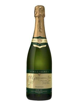 J.M. Gobillard et Fils Champagne Demi-Sec, Tradition,  J.M. Gobillard et Fils, Hautvillers