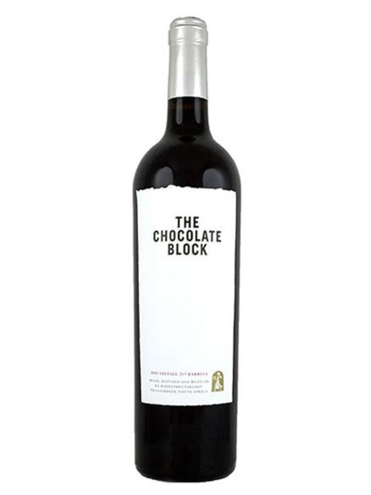 2018 The Chocolate Block Boekenhoutskloof