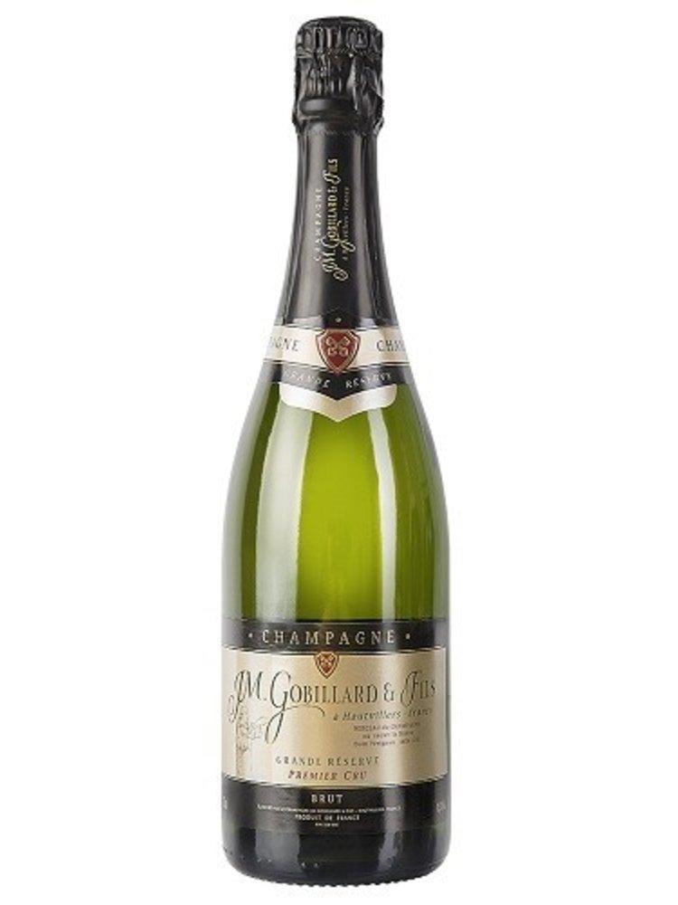J.M. Gobillard et Fils Jeroboam (3L) Champagne Brut Premier Cru, J.M. Gobillard et Fils