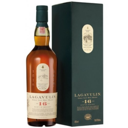 Lagavulin 16 Years Islay Malt 70CL