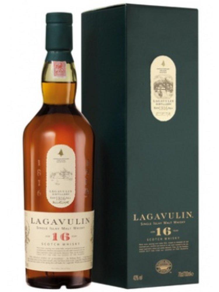 Lagavulin 16 Years Islay Malt 70CL