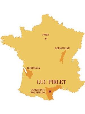 Luc Pirlet, Languedoc 2020 Viognier Classique, Luc Pirlet