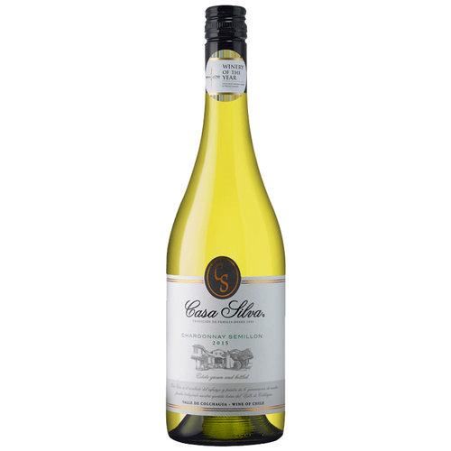 2019 Casa Silva Chardonnay-Semillon