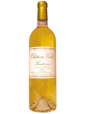 2015 Château Violet Sauternes 0.375 l