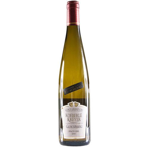 Koeberle-Kreyer Rodern 2014 Pinot Gris Grand Gru Gloeckelberg Koeberlè Kreyer