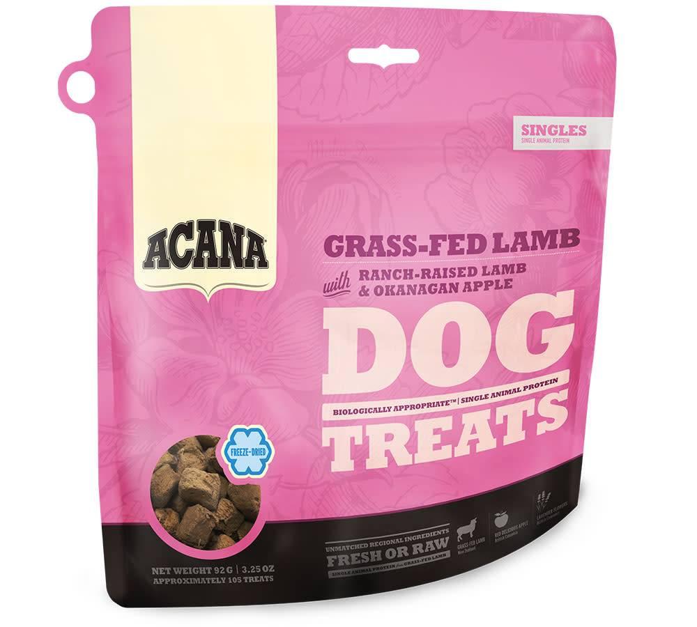 Acana Acana SINGLES FREEZE DRIED TREATS Dog Grass-Fed Lamb