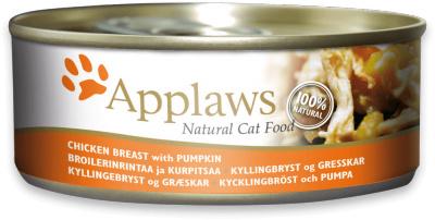 Applaws CAT CANS Chicken Breast & Pumpkin