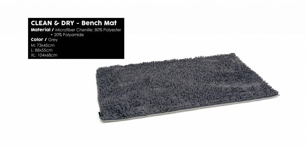 Clean&Dry - Benchmat