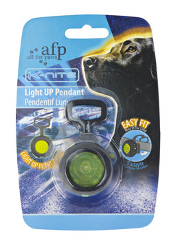 AFP K-Nite Glowing Pendent (Glow in the dark + Light)