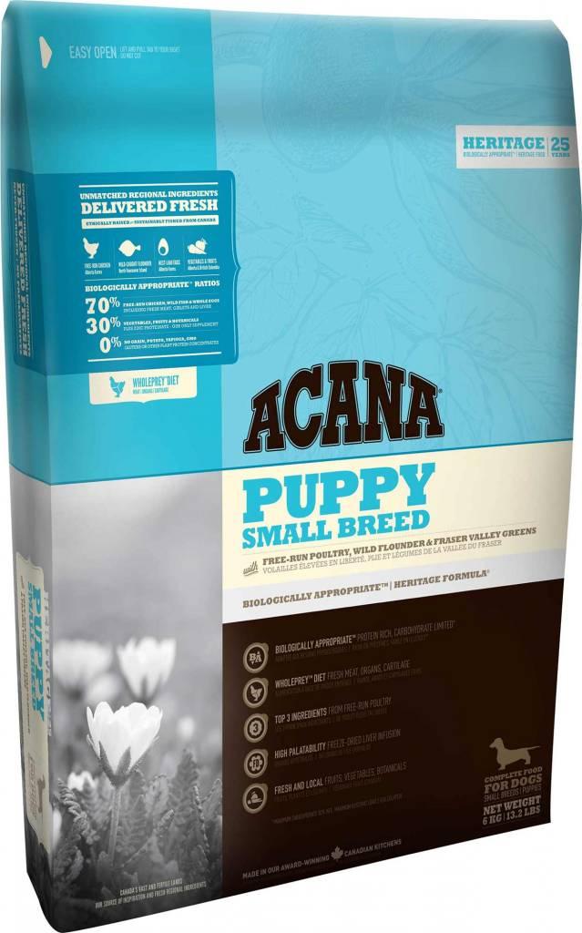 Acana Acana HERITAGE Puppy Small Breed