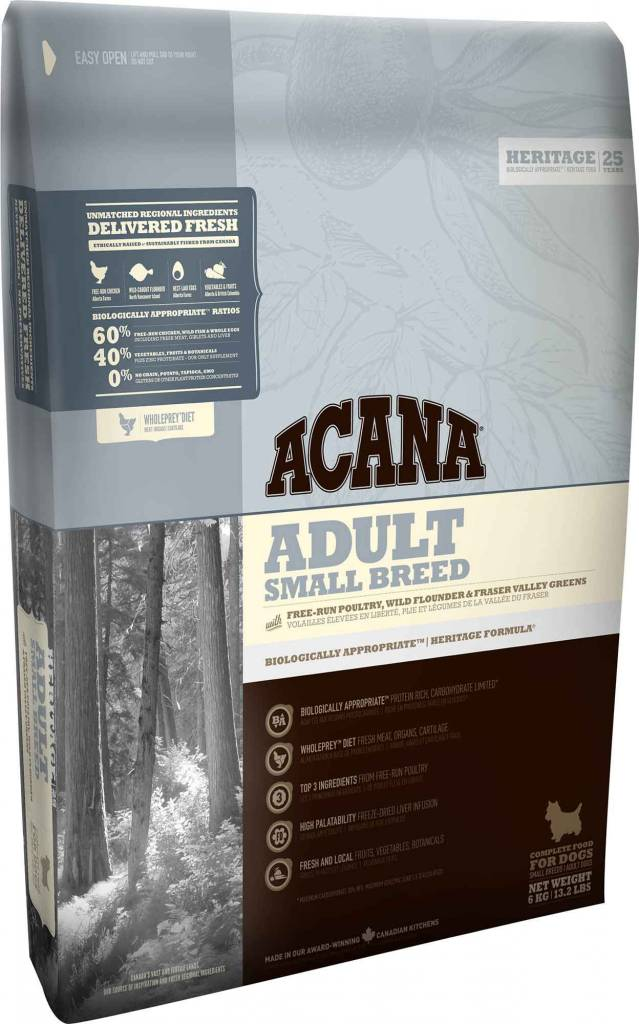 Acana Acana HERITAGE Adult Small Breed