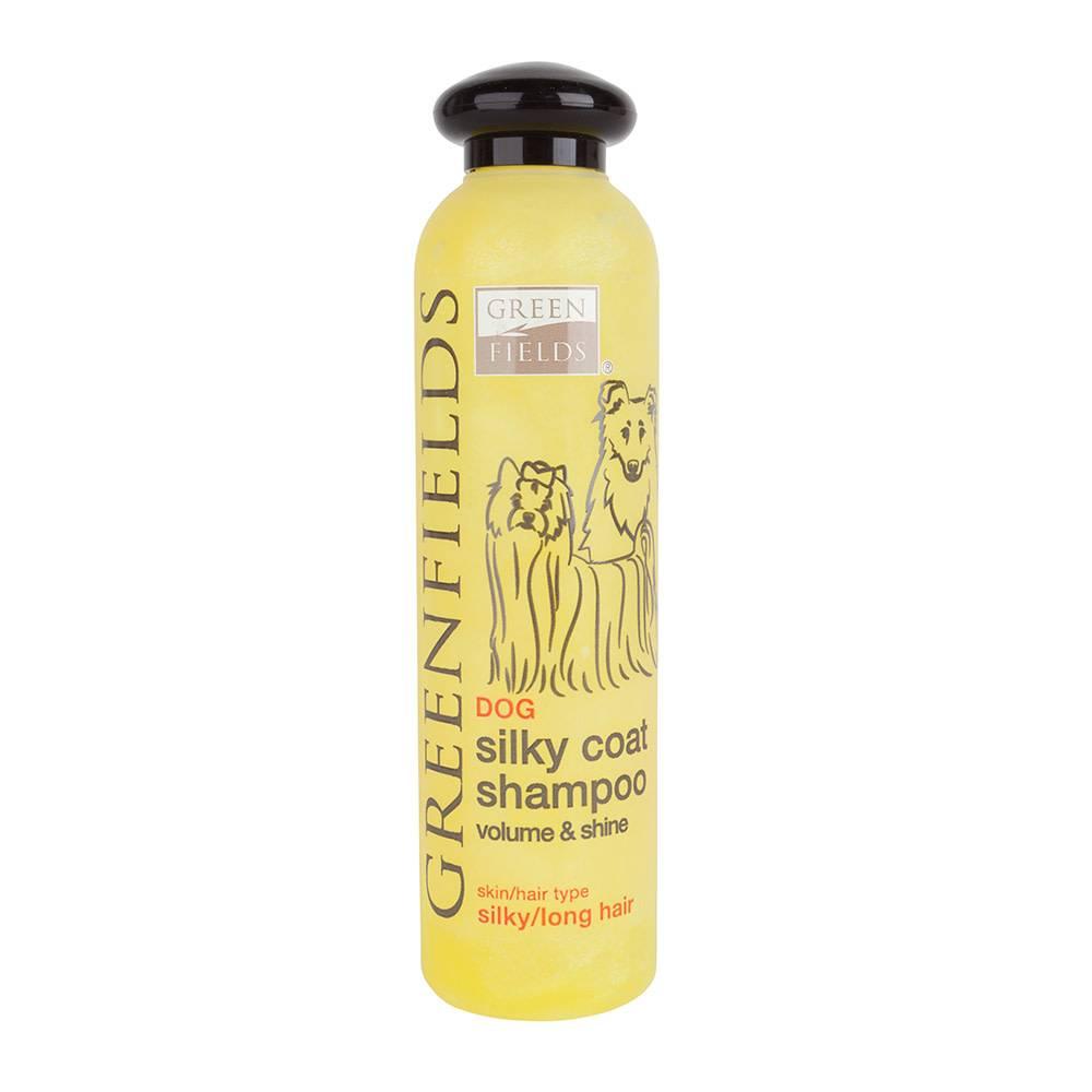 Greenfields Greenfields Silky coat shampoo