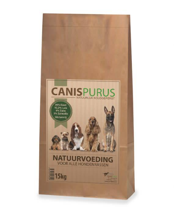 Canis Purus Canis Purus Eend, Lam, Zalm