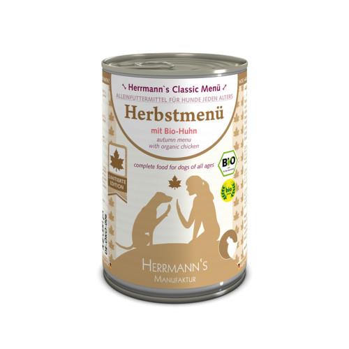 Herrmanns Herrmanns Herfst menu Kip en appel