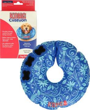 Kong Kong Cushion opblaasbare kraag voor hond