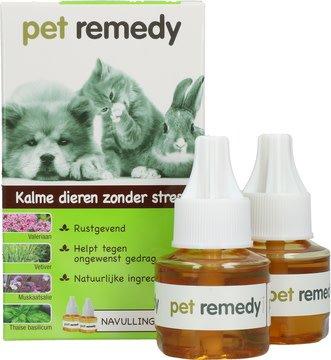 Pet remedy Pet remedy anti stress na-vulling 2x40ml