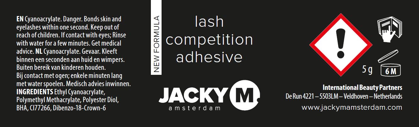 Lash Competition Adhesive