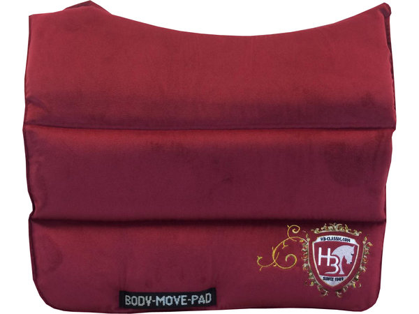 BODY-MOVE-PAD BASIC RELAX DRESSUR SAMT -   Limited Edition