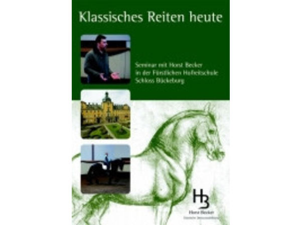 "DVD ""KLASSIK Riding Today"" - Engl.-Version"