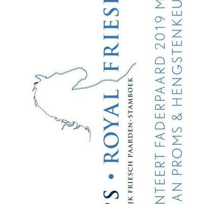 10.-12.01.2019 Hengstenkeuring KEPS Royal Friesian im WTC Expo Leeuwarden - wir sind dabei!