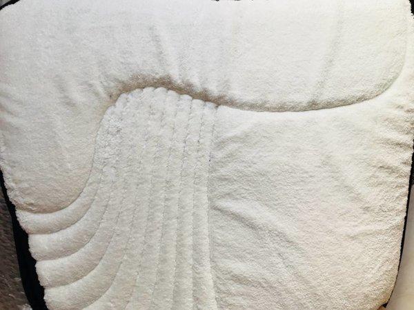 Body-Move-Pad Comfort-Line DRESSUR/Working  XL mit Schaf-Fell-Effekt