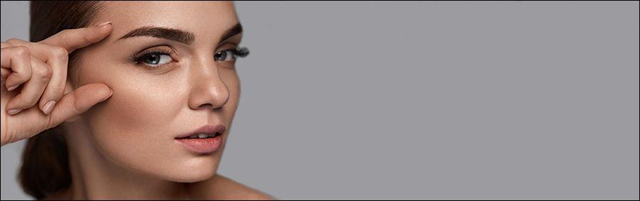 Die perfekte Augenbrauenform - So geht's!