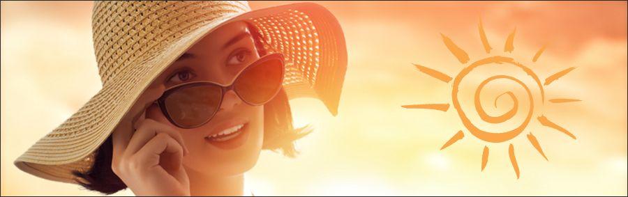 Guides pour préparer vos cils et vos sourcils pour l'été !