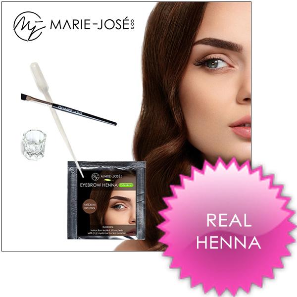 Marie-José & Co Eyebrow Henna