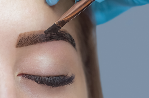 Augenbrauen Henna Brows - Brow Henna Eyebrow