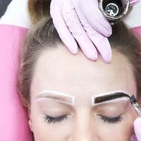 Henna wenkbrauwverf - Stappenplan - Henna Brows- Gebruiksaanwijzing