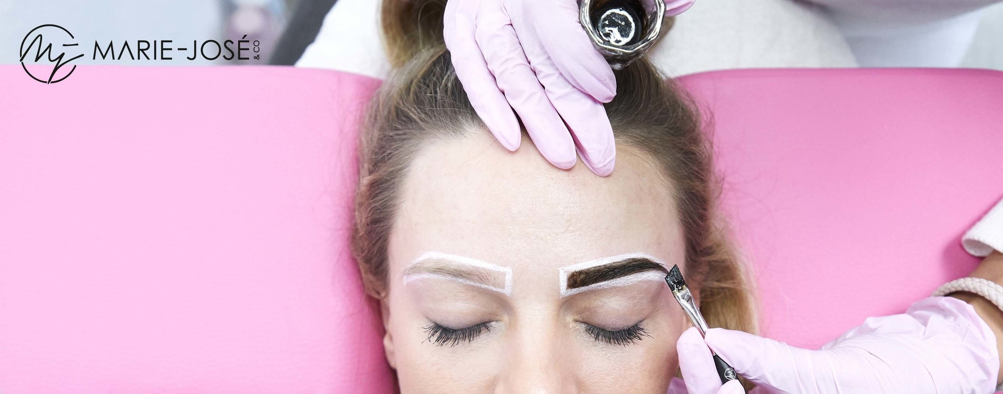 Dye your Brows with Eyebrow Henna - Marie-José & Co