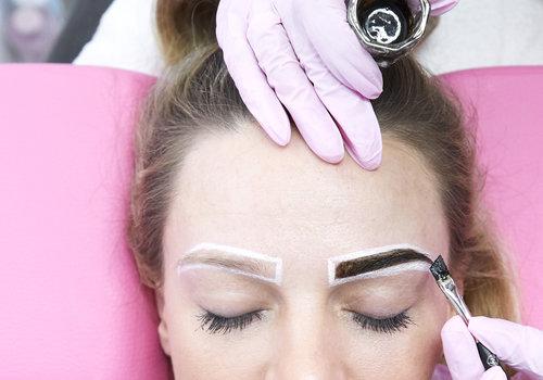 Henna para cejas