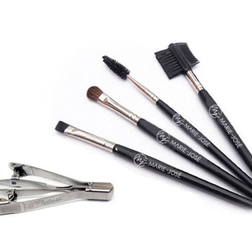 Tools voor wenkbrauw styling