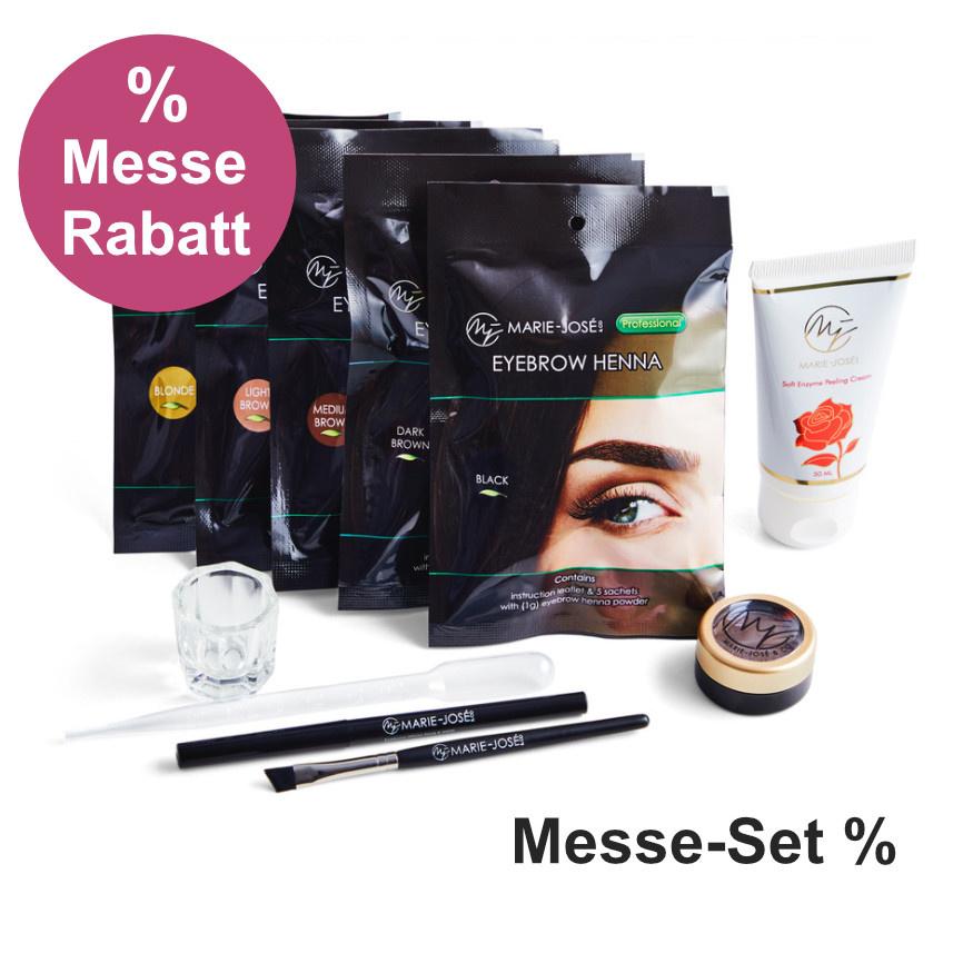 Henna Brows Messe Rabatt Augenbrauenfarbe Angebot